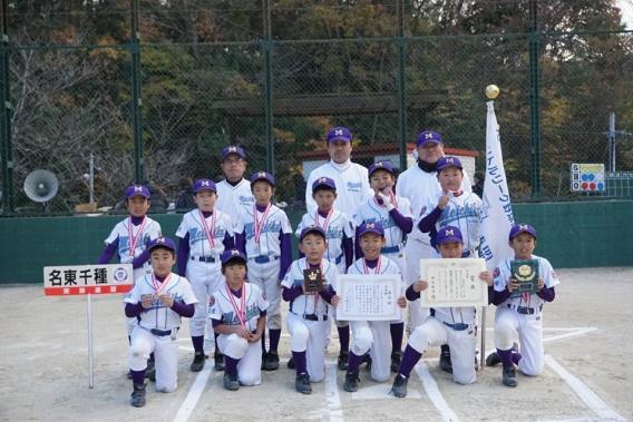 松阪武内旗記念マイナー大会